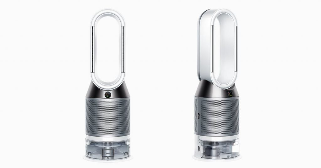 Dyson Pure Humidify + Cool luchtbevochtiger eerste indruk